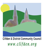 Clifden & District Community Council logo